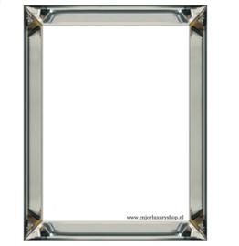 Spiegel fotolijst wissellijst (50x60cm)