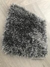 Luxe velours vloerkleed - Silver Grey (L26)