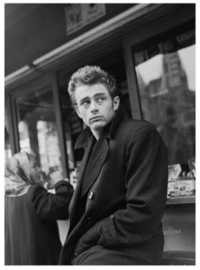 Spiegellijst met James Dean 'Dream'