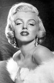 AluArt Kunstwerk - Marilyn Monroe American Actres