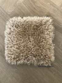 Luxe velours vloerkleed - Sand (L13)