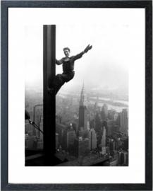 Fotolijst zwart-wit foto 'New York 01'