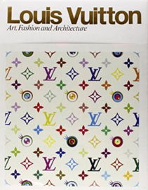 "LOUIS VUITTON koffietafelboek ""Art, Fashion and Architecture"""