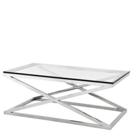 EICHHOLTZ Salontafel Coffee Table Criss Cross