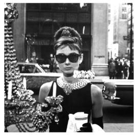 Spiegellijst Audrey Hepburn Window (50x50)