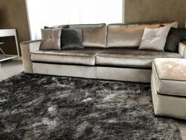 Luxe velours vloerkleden - Fluwelen vloerkleden