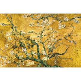 AluArt - van Gogh Blossom Gold 120x180