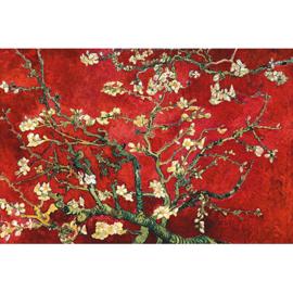 AluArt - van Gogh Blossom Red 120x180