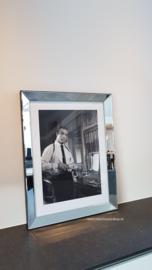 Spiegellijst met poster James Bond | Vodka Martin (70x90)
