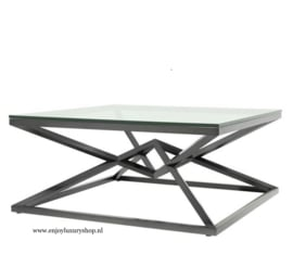 EICHHOLTZ Salontafel Coffee Table Connor - zwart brons