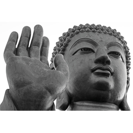 AluArt - Hong Kong Buddha 80x120