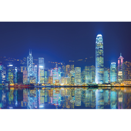 AluArt - Hong Kong Island 120x180