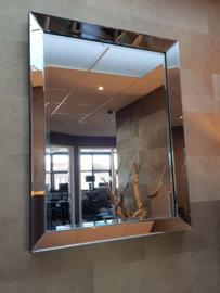 COMBI SET: 3x Spiegellijst (70x90) zilver