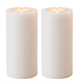 EICHHOLTZ Kaarsen Artificial Candle XL (set 2 stuks)