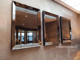 COMBI SET: 3x Spiegellijst (60x80)