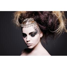 AluArt Kunstwerk - Beauty portrait