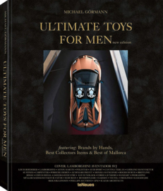 ULTIMATE TOYS FOR MEN - New Edition tafelboek