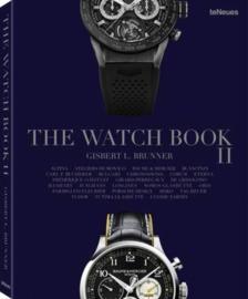 Koffietafelboek THE WATCH BOOK (2) blauw
