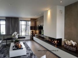 Luxe vloerkleden en karpetten fluweel / velours
