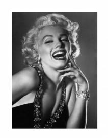Spiegellijst met Marilyn Monroe Portret (1)