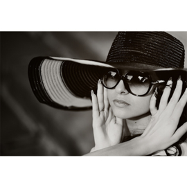 AluArt - Lady sunglasses 80x120