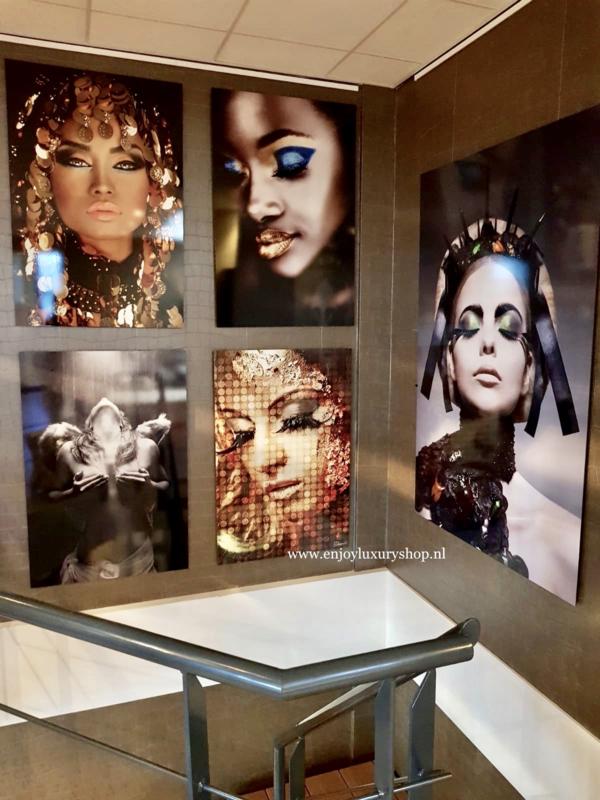 AluArt Kunsterk Schilderij Dibond Plexiglas