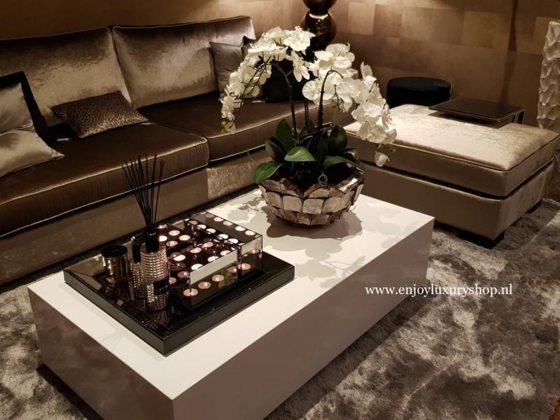 Salontafel - Bloktafel - maatwerk meubelen