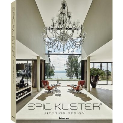 ERIC KUSTER Koffietafel boek Interior Design