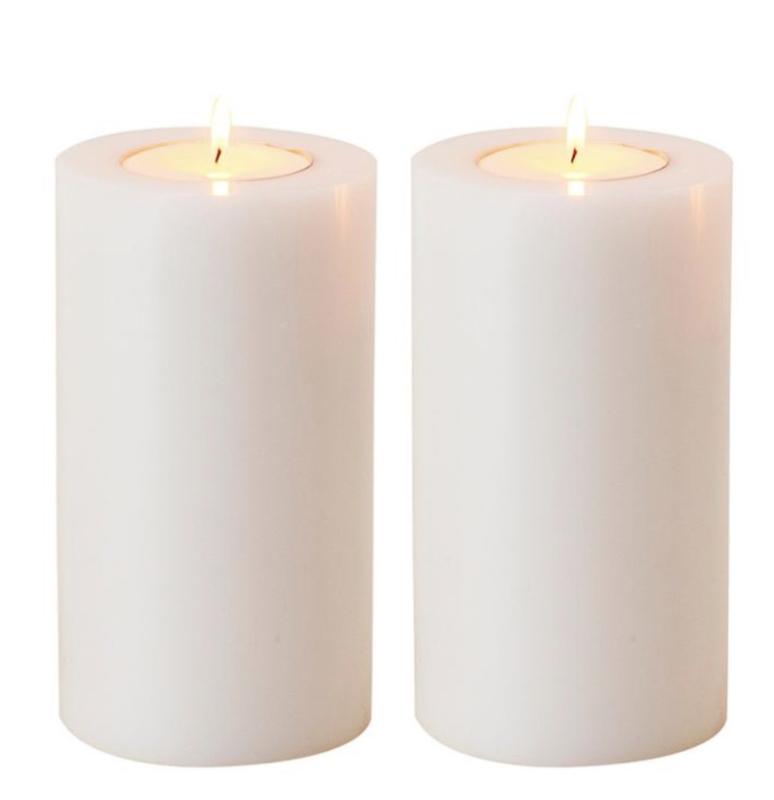 EICHHOLTZ Kaarsen Artificial Candle L (set 2 stuks)