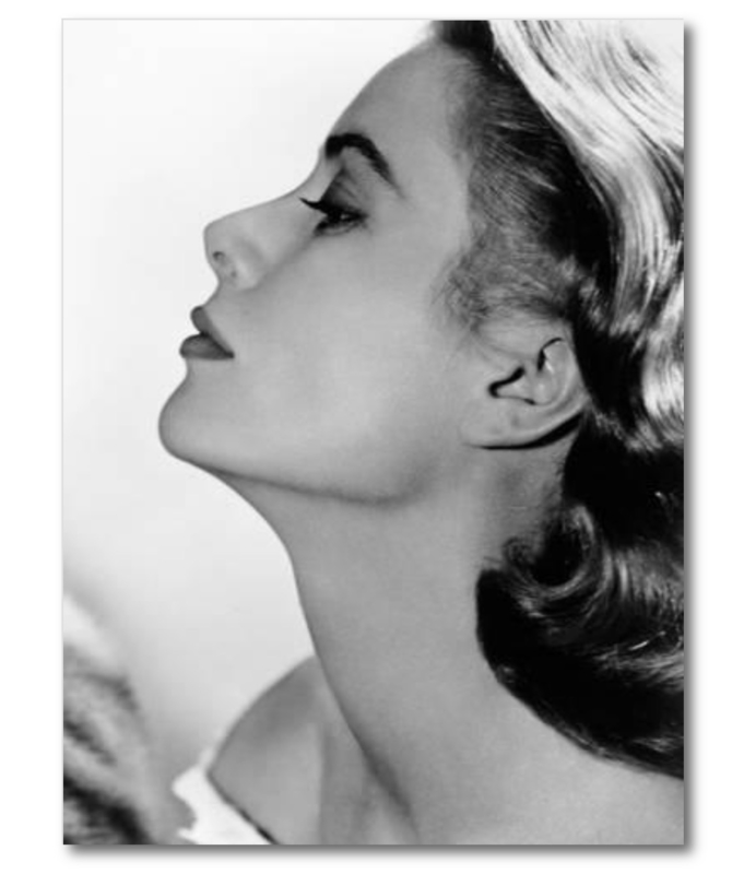 Spiegellijst Grace Kelly 1956 (70x90)