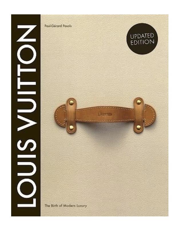 """LOUIS VUITTON koffietafelboek """"The Birth of Modern Luxury"""""""