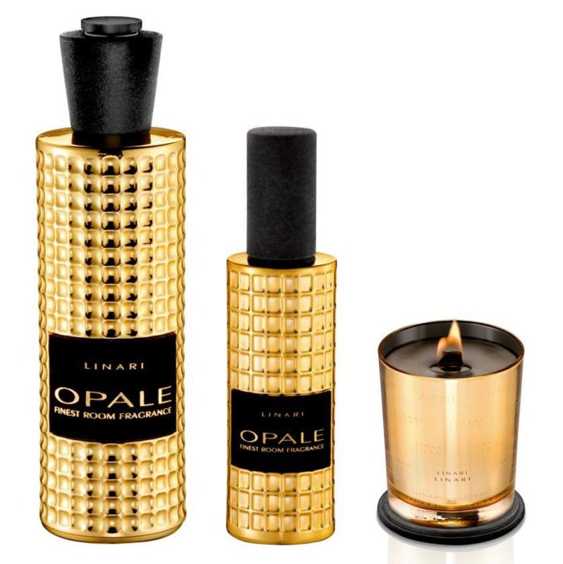 Combiset huisparfum - Opale
