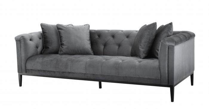 EICHHOLTZ  Sofa bank - Grey