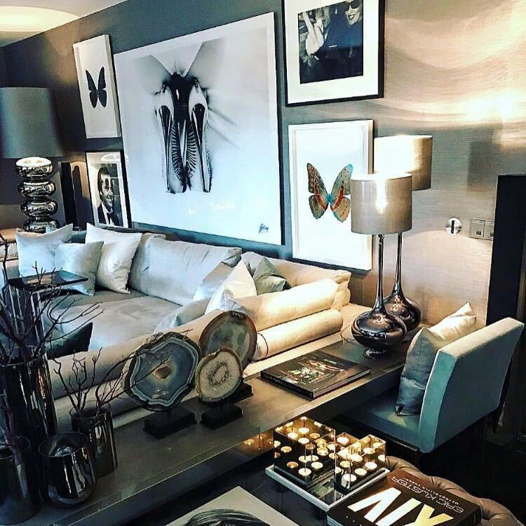 Beste ERIC KUSTER Coffeetable boek 'Metropolitan Luxury' | Designers VZ-17