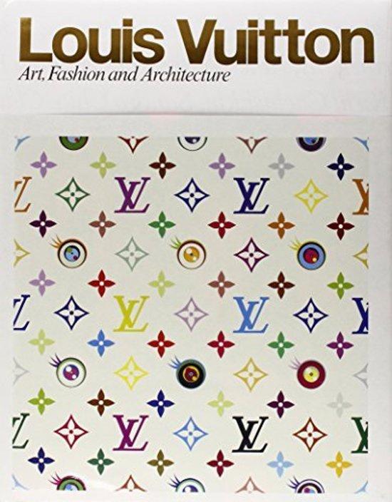 """LOUIS VUITTON koffietafelboek """"Art, Fashion and Architecture"""""""