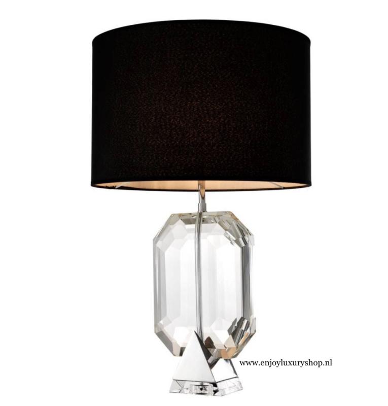 EICHHOLTZ Design tafellamp EMERALD