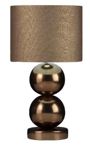 Stout Tafellamp Milano (2) bollen 93cm