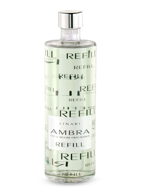 LINARI Diffuser refill - Ambra navulling