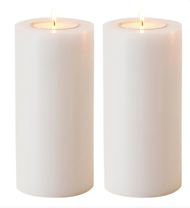 EICHHOLTZ Kaarsen Artificial Candle XL (set 2 stuks)