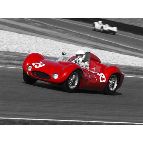 AluArt - Historical Race-cars 80x120