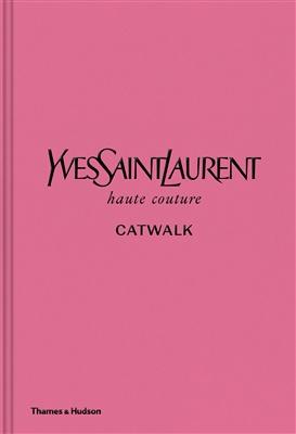 YVES SAINT LAURENT koffietafelboek CATWALK