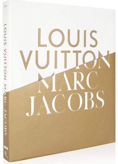 LOUIS VUITTON koffietafelboek Marc Jacobs