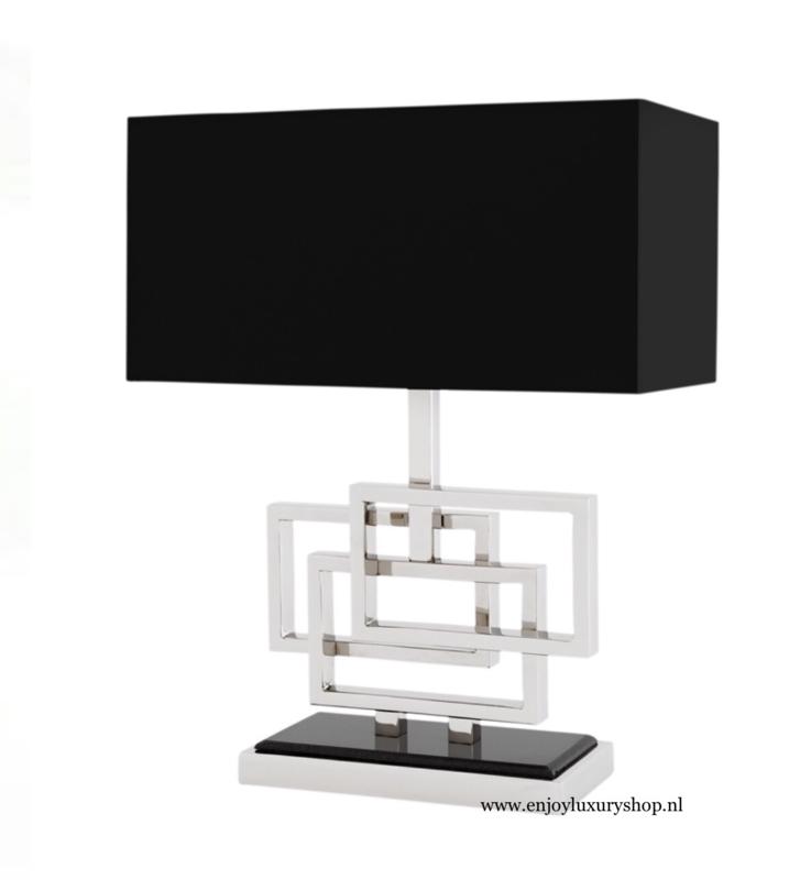 EICHHOLTZ Design tafellamp WINDOLF