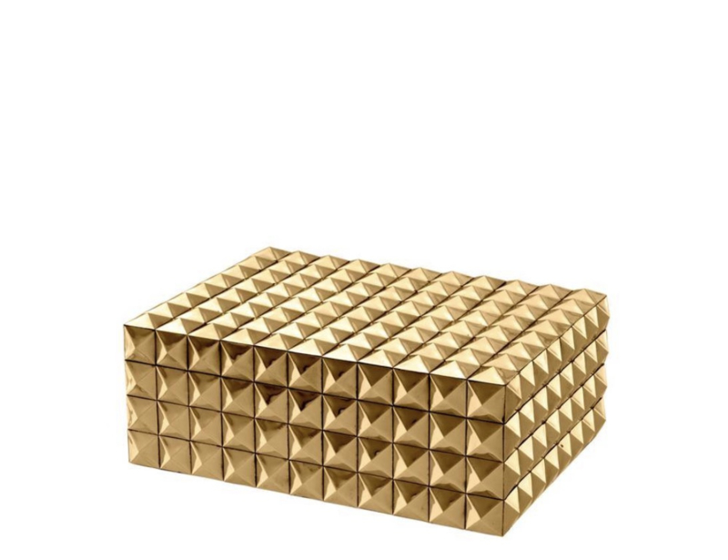 EICHHOLTZ Luxe juwelendoos 'Vivienne' (S) goud