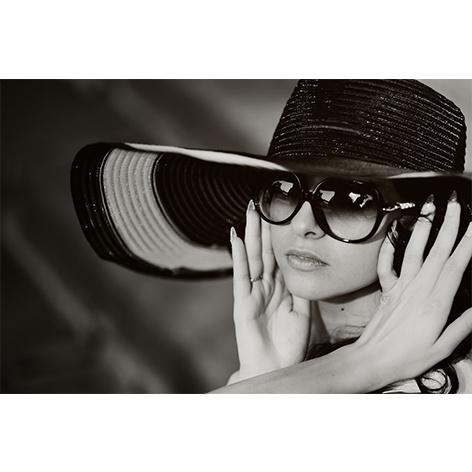 AluArt - Lady sunglasses 80x120
