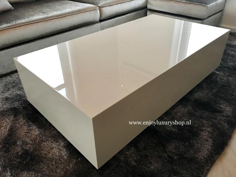 Maatwerk Salontafel - Bloktafel - maatwerk meubelen