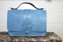 "Shoulder bag ""Misses Robinson"", 22 cm x 13 cm."