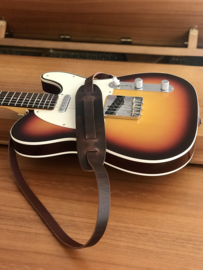 Liam's Vintage Style gitaarband - vintage style guitar strap