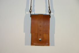 "Shoulder bag ""Extended Kid"", 11 cm x 16 cm."