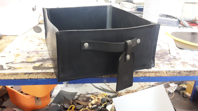 Lesebox, Aufbewahrungsbox, Goodie-Box - schwartz
